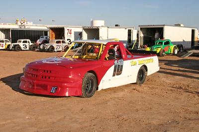 El Paso Speedway Park - July, 2006
