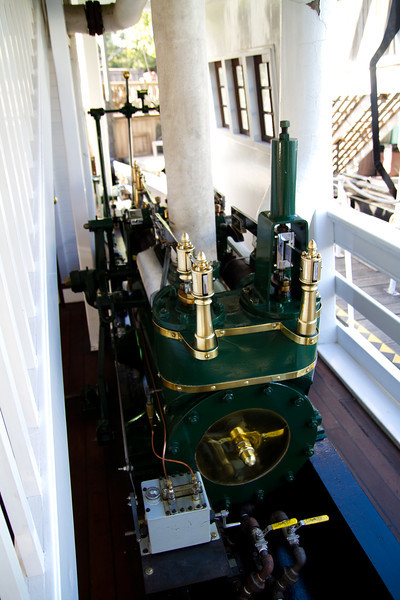 Mark Twain Steam Engine