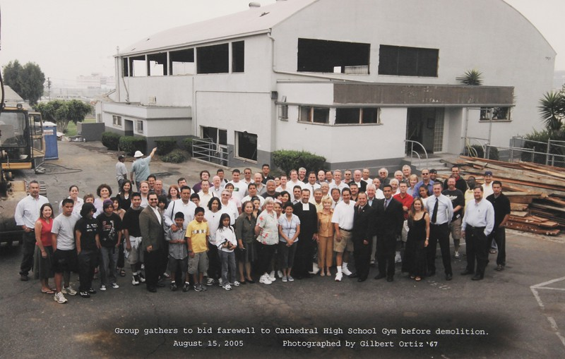 2005, Gym Demolition Gathering
