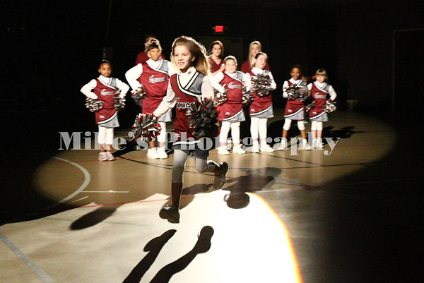 Upward Bound Basketball 2011