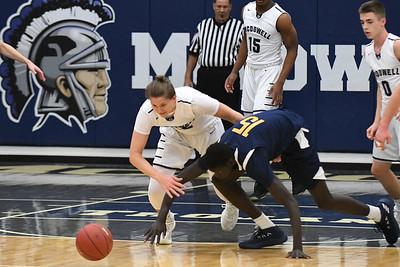 McDowell - Huntington Prep Varsity