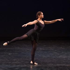 Ballet Demonstration - Dress Rehearsal