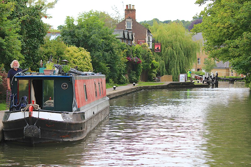 Grand Union Canal  – Berkhamsted
