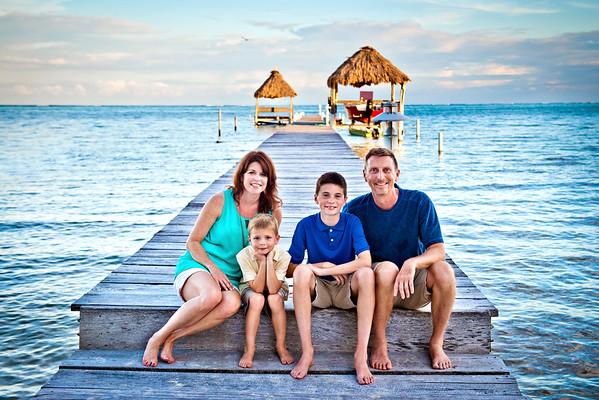 Holder Family - Belize - 23rd of November 2015