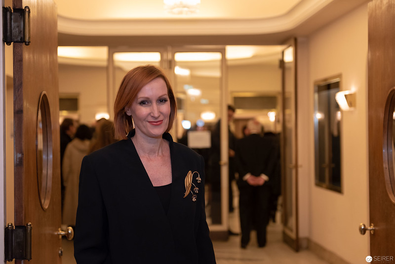 Nicole Beutler - Nestroy Gala 2018