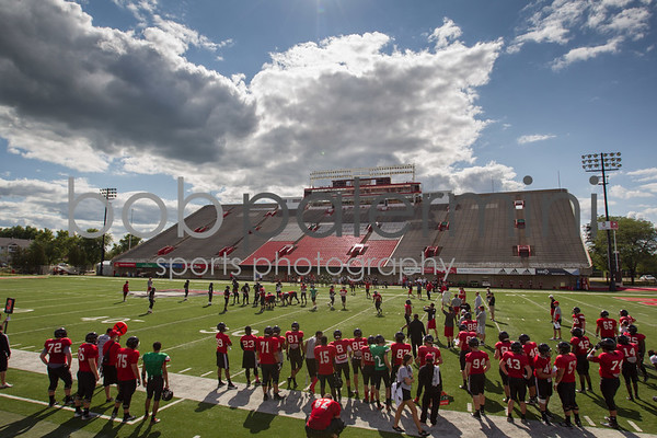 Northern Illinois University Football Camp