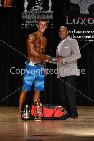 Men''s Physique Finals