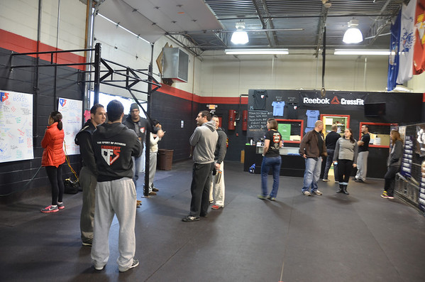 CFS - 2014 Open Prep Competition