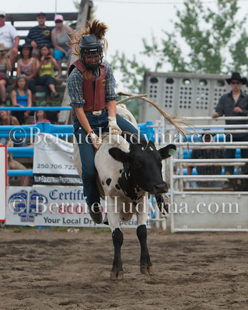 Junior Steer Riding  Sat&Sun