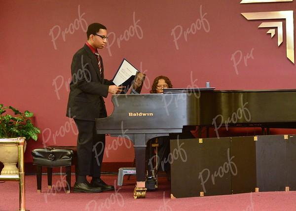Jonathan Charles 2018 Piano Recital