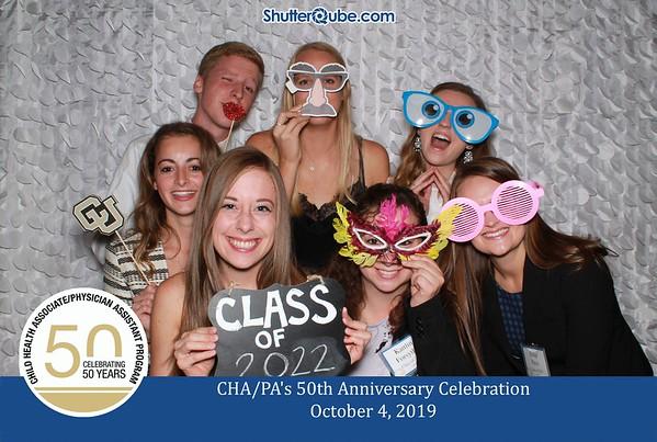 CHA/PA's 50th Anniversary Celebration 10-04-2019