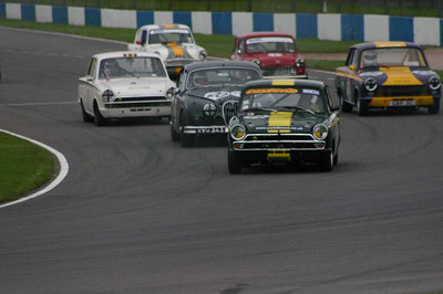 Donnington Classic and Historic 2 September 2007