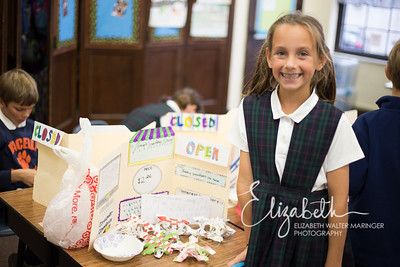 Third Grade Entreprenuership Project