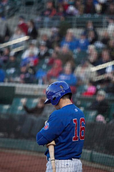 Iowa Cubs   April 2010