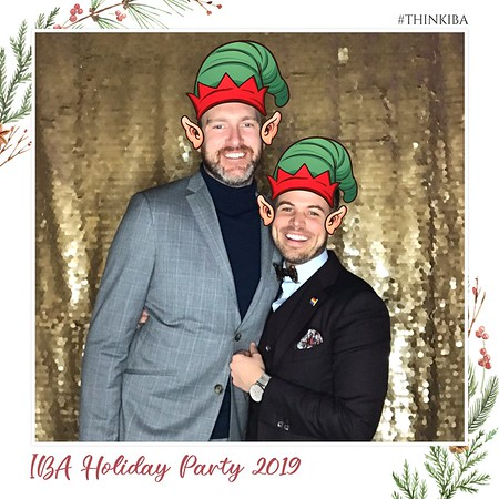12.17.19 | IBA Holiday Party