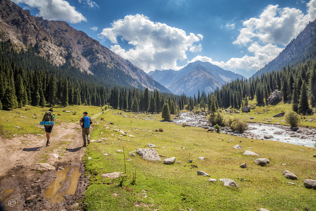 Kyrgyzstan Photos: Chon' Kyzyl Suu Valley