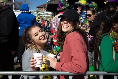 STL Soulard Mardi Gras 2020