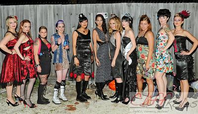 Punk Party Fashion Show, March 27 2010