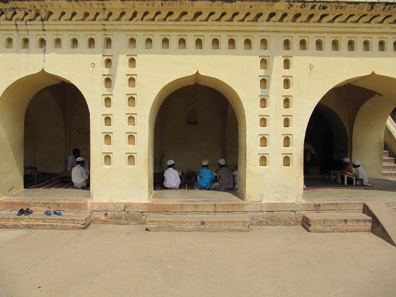 Madras at Mysore Fort