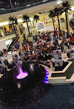 Honda Classic Kick-Off 2012 - The Gardens Mall