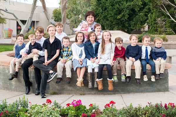 McGuire-Parks Family Pics