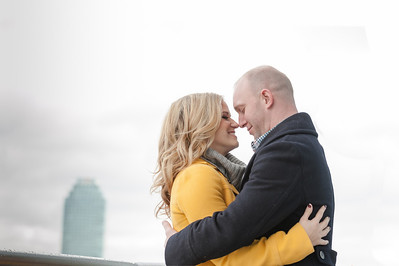 Ashley + Josh Engagement