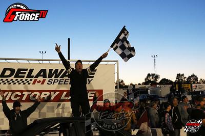 Delaware Speedway - GForceTV-  September 24th