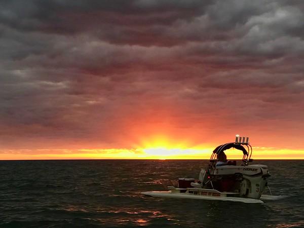 01/15/17 - Twilight Sunset 4:00