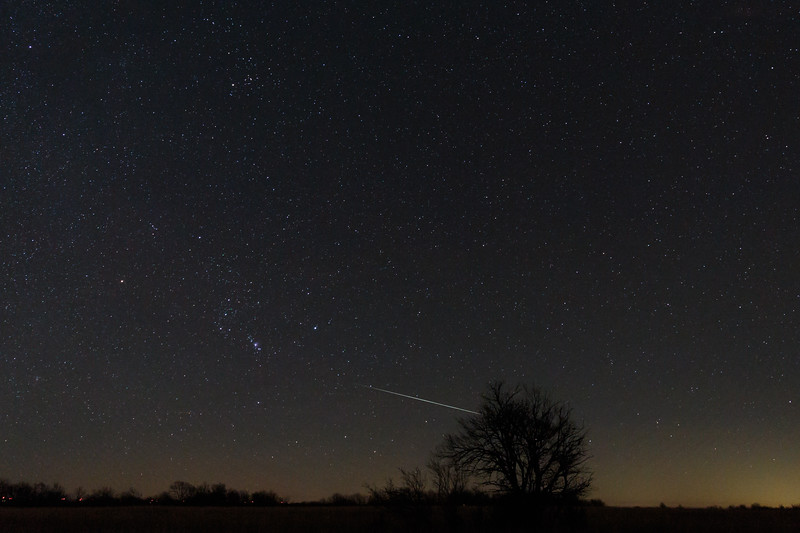 Geminid Meteor 2