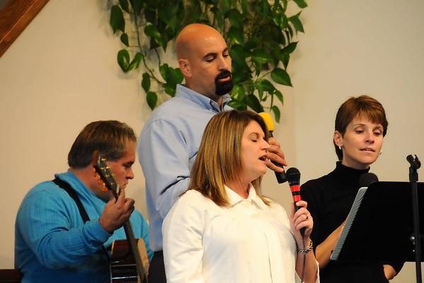 November 14, 2010 Worship Service