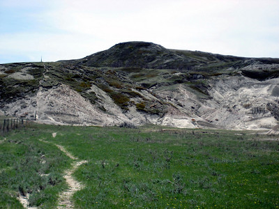 White Butte hike (ND state highpoint)