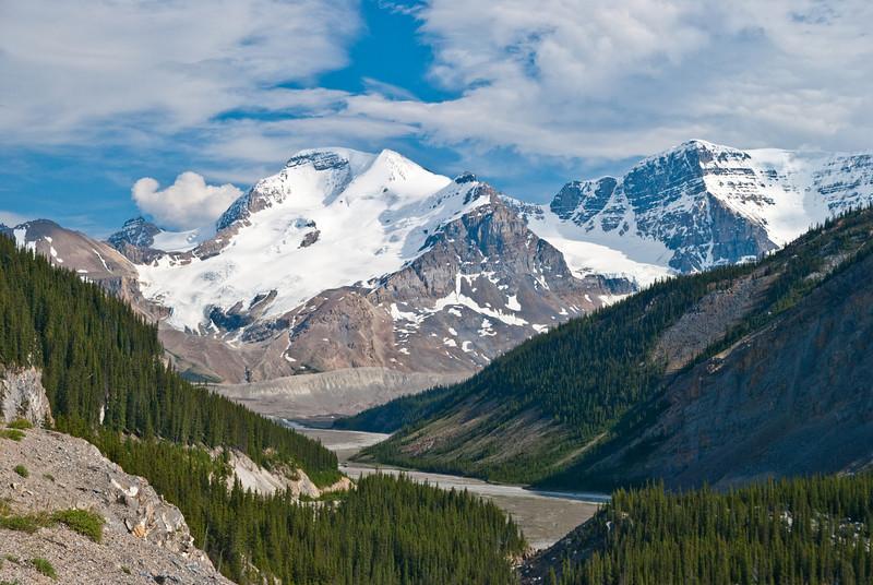 Athabasca Glacier - Canadian Rockies