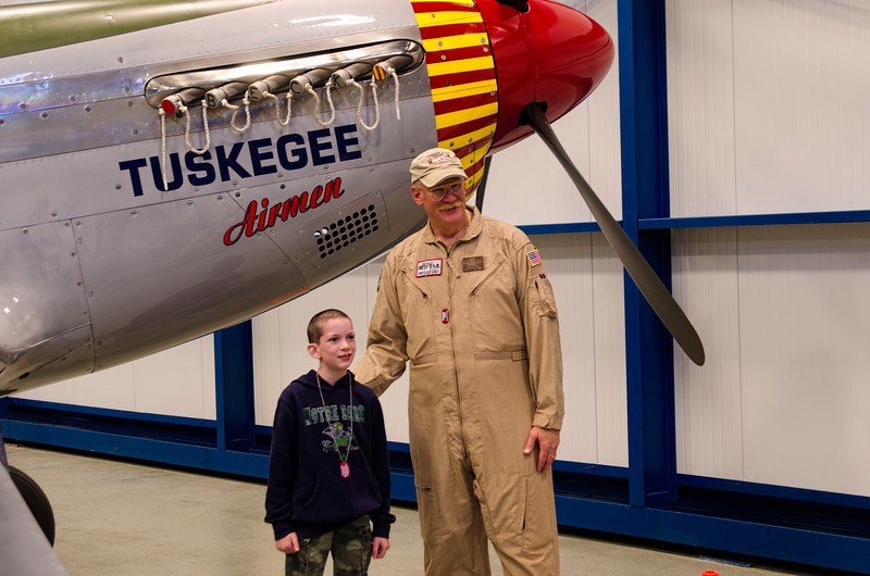 The next generation of pilots?