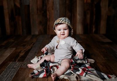 Mason 8 Months