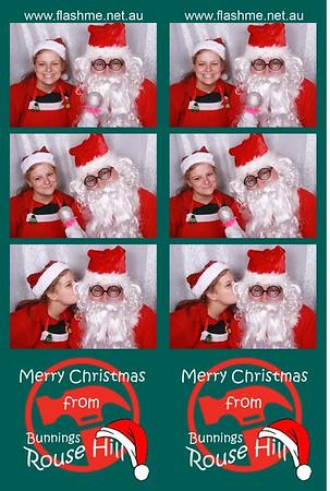 Bunnings Rouse Hill Christmas Family Night - 4 December 2014