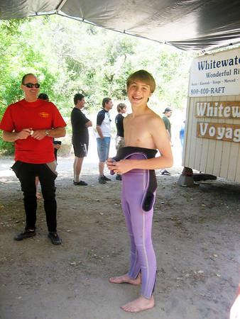 5/23/2009 - Whitewater Rafting Trip