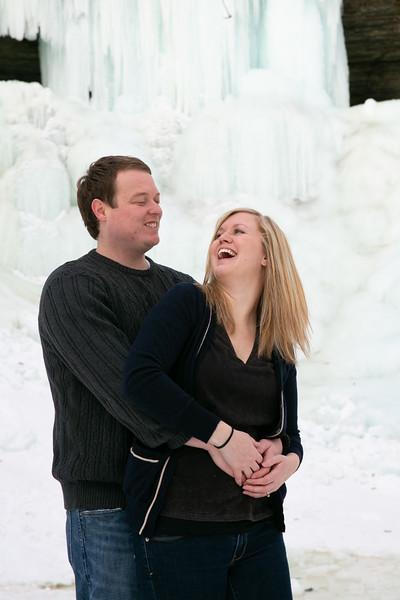 Sarah and Scott