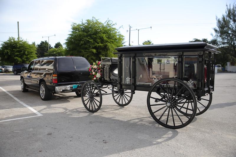 Patricia Patton Funeral