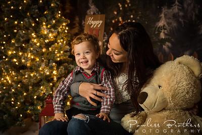 Marissa & Lucas Christmas Mini 2019