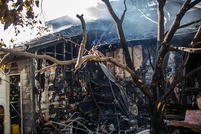 Chesapeake Lane House Fire