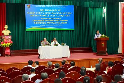 2016.11.19 - Hội thảo Khoa Ngôn ngữ học