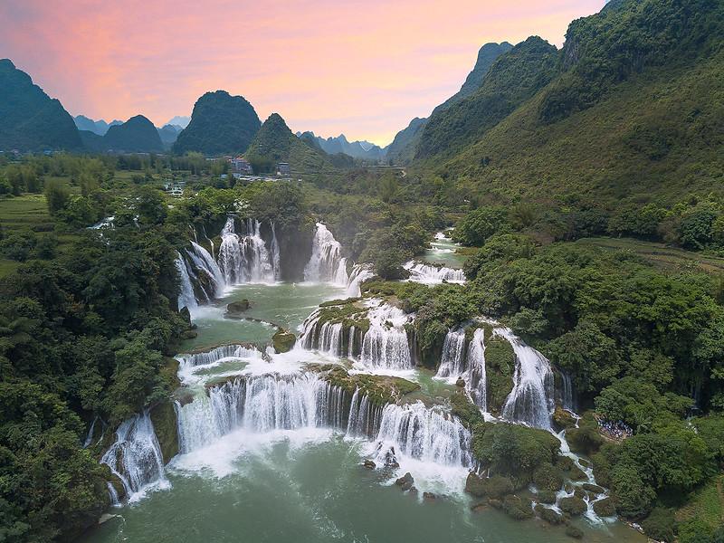 Vietnam Ban Gioc Falls Sunset_DJI_0010.jpg