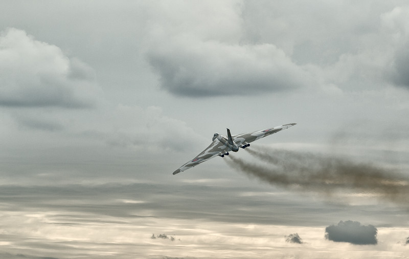 Vulcan Farewell to Coventry