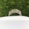 2.30ctw Fancy Yellow and White French Cut Diamond 5-Stone Band 2