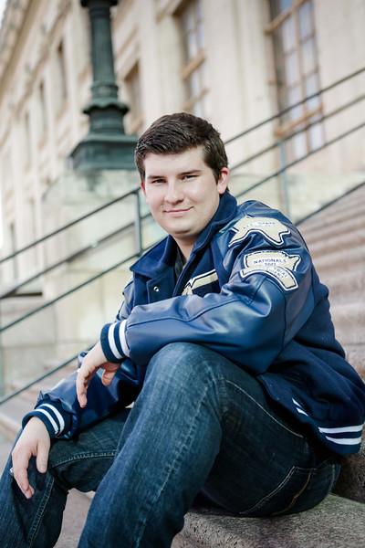 Zach Seniors