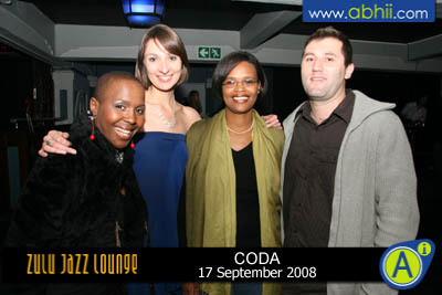 Zulu Jazz Lounge - 17th September 2008