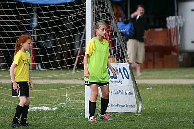 U10 Girls Derby Wildcats vs Essex United Lunachicks