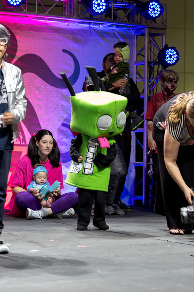 2014 Comikaze Expo - Kid's Halloween Costume Contest