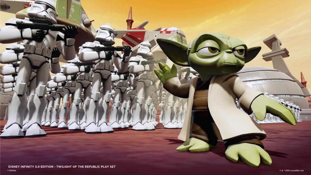 Disney Infinity 3.0 confirmed for August 30, additional details announced