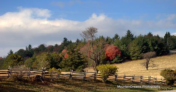 Blue Ridge Country Fall